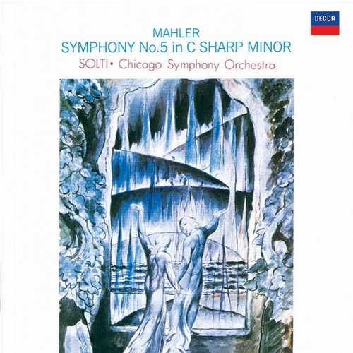 Solti: Mahler - Symphony no.5 in C Sharp minor (SACD)
