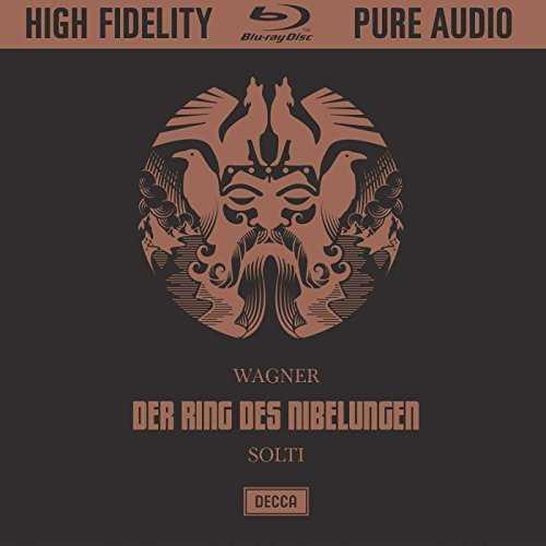 Solti: Wagner - Der Ring des Nibelungen (24/48 FLAC)