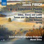 Štilec: Fibich - Orchestral Works vol.3 - Symphonic Poems (24/96 FLAC)