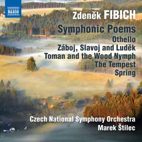 Stilec: Fibich - Orchestral Works vol.3 - Symphonic Poems (24/96 FLAC)
