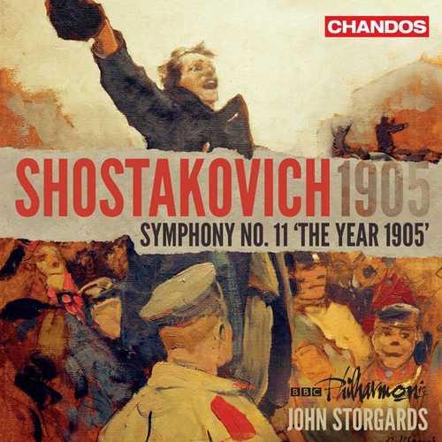 "Storgards: Shostakovich - Symphony no.11 ""The Year 1905"" (24/96 FLAC)"