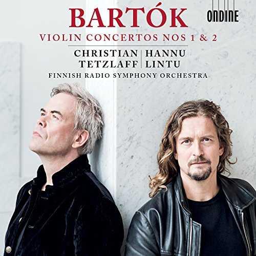 Tetzlaff: Bartok - Violin Concertos no.1 & 2 (24/48 FLAC)