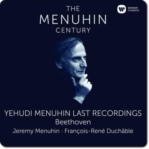 The Menuhin Century: Yehudi Menuhin Last Recordings - Beethoven (24/96 FLAC)