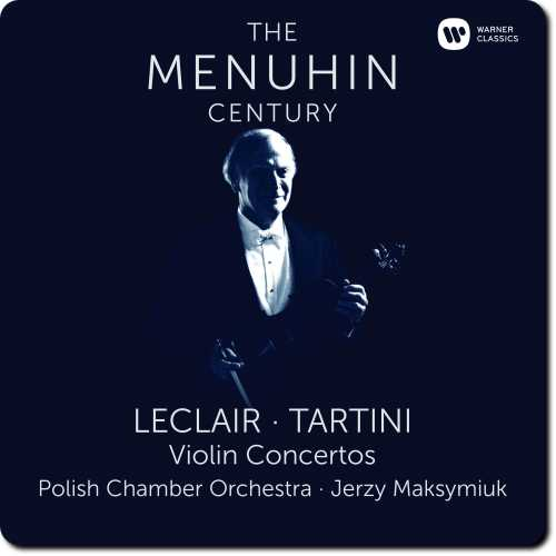 The Menuhin Century: Leclair, Tartini - Violin Concertos (24/96 FLAC)