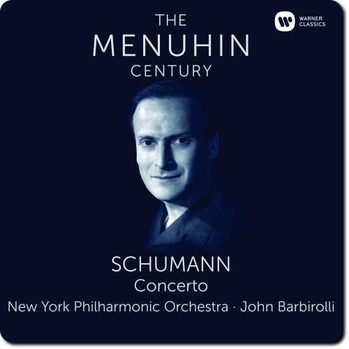 The Menuhin Century: Schumann - Concerto (24/96 FLAC)