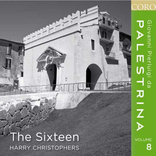 The Sixteen: Palestrina vol.8 (24/96 FLAC)