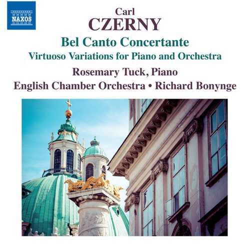 Tuck, Bonynge: Czerny - Bel Canto Concertante (24/96 FLAC)