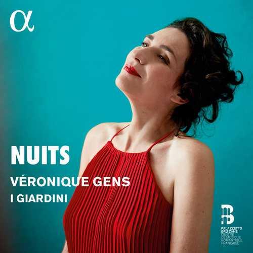 Veronique Gens - Nuits (24/96 FLAC)