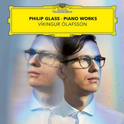 Vikingur Ólafsson: Glass - Piano Works (24/96 FLAC)