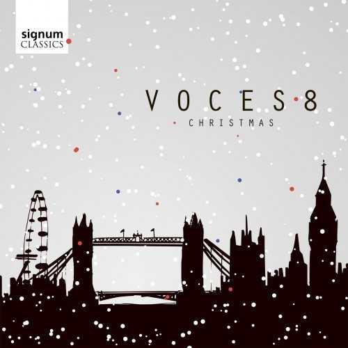 Voces8 - Christmas (24/48 FLAC)