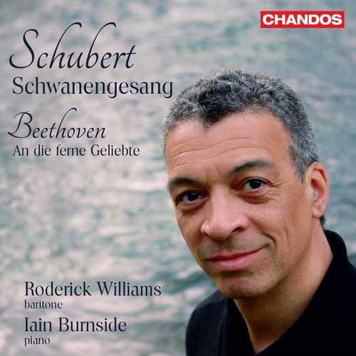 Williams, Burnside: Schubert - Schwanengesang, Beethoven - An die ferne Geliebte (24/96 FLAC)