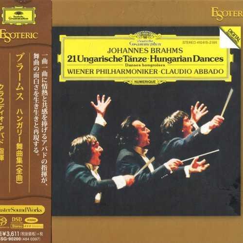 Abbado: Brahms - 21 Hungarian Dances (SACD)