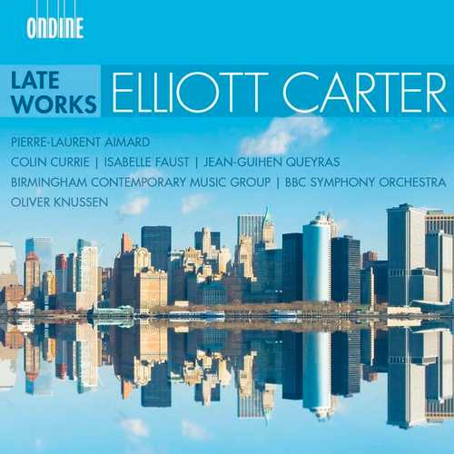 Knussen: Elliott Carter - Late Works (24/48 FLAC)
