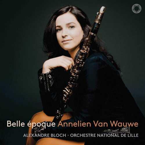 Annelien Van Wauwe - Belle époque (24/96 FLAC)