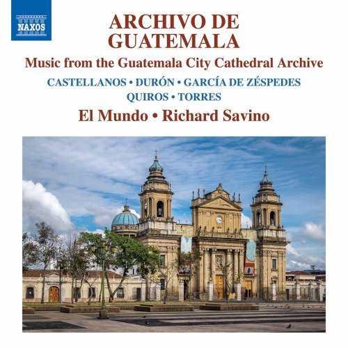 Savino: Archivo de Guatemala (24/96 FLAC)