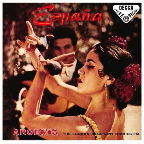 Argenta: España (24/88 FLAC)