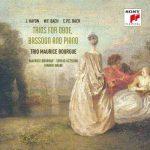 Azzolini, Bourgue, Imani: Trios for Oboe, Bassoon and Piano (24/48 FLAC)