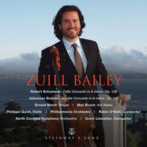 Zuill Bailey - Works for Cello & Orchestra (24/96 FLAC)
