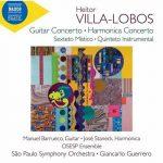 Guerrero: Villa-Lobos - Guitar Concerto, Harmonica Concerto (24/96 FLAC)