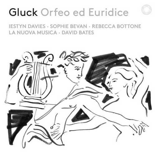 Bates: Gluck - Orfeo ed Euridice (24/96 FLAC)