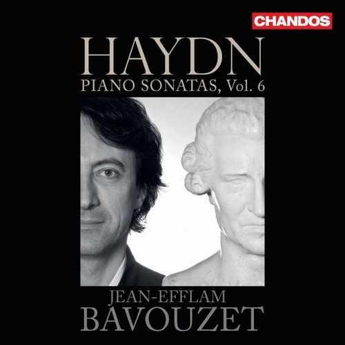 Bavouzet: Haydn - Piano Sonatas vol.6 (24/96 FLAC)