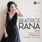 Beatrice Rana: Ravel - Miroirs, La Valse, Stravinsky - Petrushka, The Firebird (24/192 FLAC)