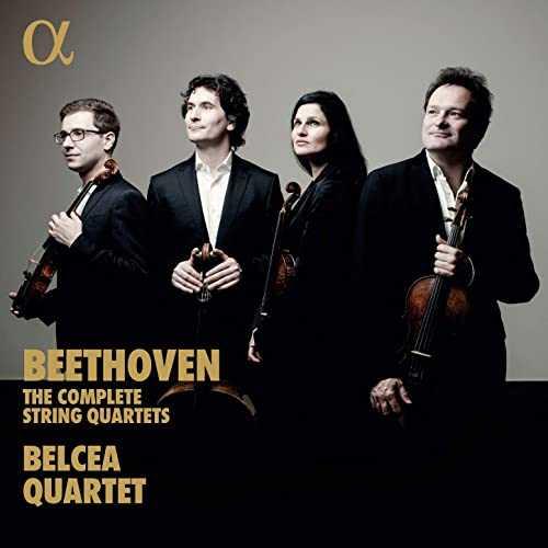 Belcea Quartet: Beethoven - The Complete String Quartets (24/96 FLAC)