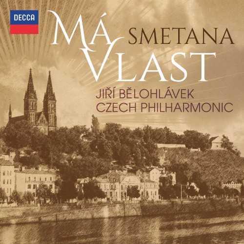 Bělohlávek: Smetana - Má Vlast (24/96 FLAC)