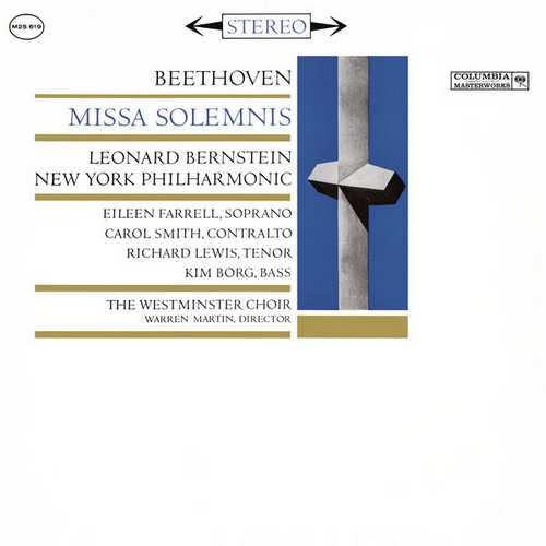 Bernstein: Beethoven - Missa Solemnis in D Major op.123. Remastered (24/192 FLAC)