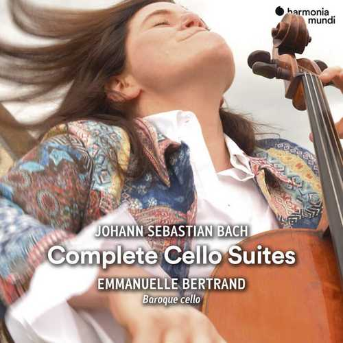 Emmanuelle Bertrand: Bach - Complete Cello Suites (24/88 FLAC)
