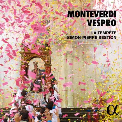 Bestion: Monteverdi - Vespro (24/48 FLAC)