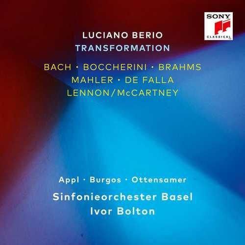 Bolton: Luciano Berio - Transformation (24/96 FLAC)