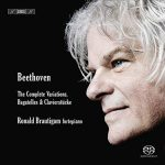 Ronald Brautigam: Beethoven - The Complete Piano Variations, Bagatelles & Clavierstücke (24/44 FLAC)