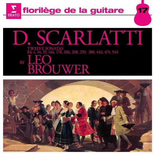 Leo Brouwer: Scarlatti - Guitar Sonatas (24/96 FLAC)