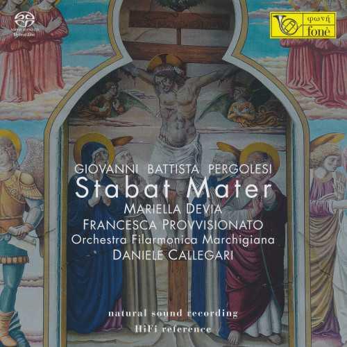 Callegari: Pergolesi - Stabat Mater (SACD)