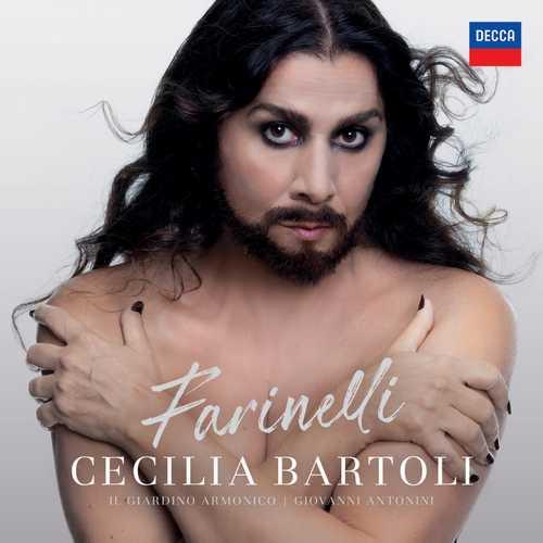 Cecilia Bartoli - Farinelli (24/96 FLAC)