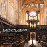Evensong Live 2019. Anthems and Canticles (24/44 FLAC)