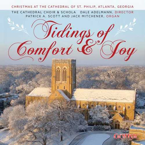 Dale Adelmann: Tidings of Comfort & Joy (24/192 FLAC)