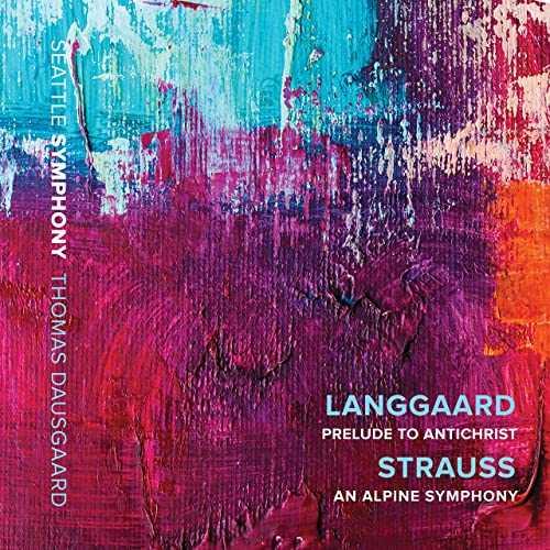 "Dausgaard: Langgaard - Prelude to ""Antichrist"", Strauss - An Alpine Symphony (24/96 FLAC)"