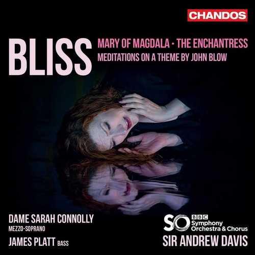 Davis: Bliss - Mary of Magdala, The Enchantress, Meditations of a Theme by John Blow (24/96 FLAC)