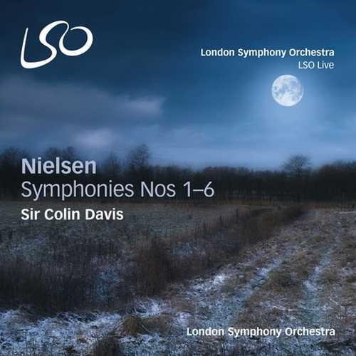 Davis: Nielsen – Symphonies no.1-6 (DSD)