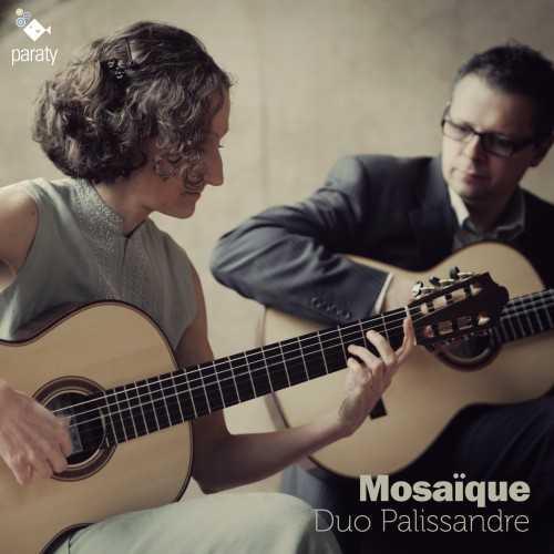 Duo Palissandre - Mosaïque (24/44 FLAC)