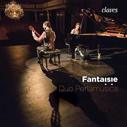 Duo Perlamusica - Fantaisie (24/192 FLAC)