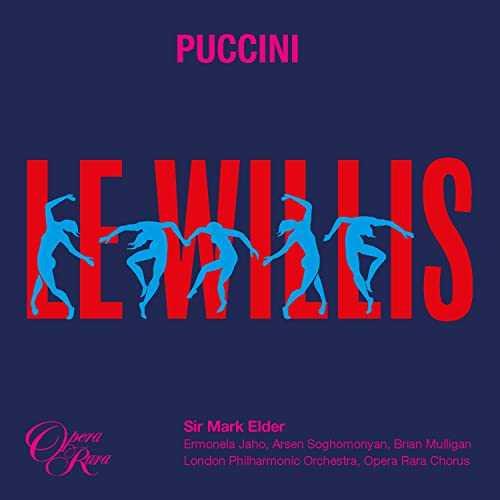 Elder: Puccini - Le Willis (24/44 FLAC)