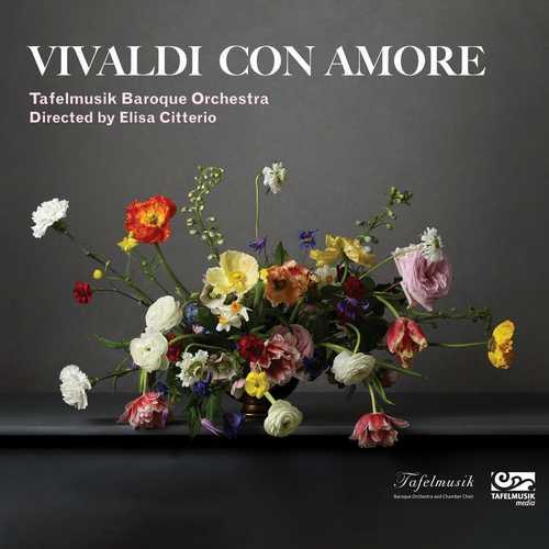 Elisa Citterio - Vivaldi con Amore (24/96 FLAC)
