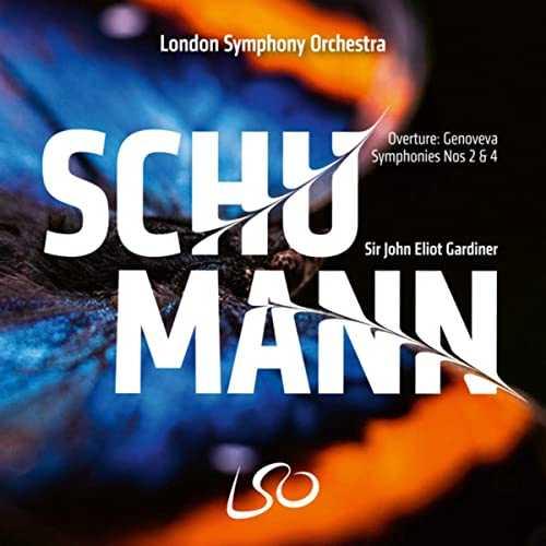 Gardiner: Schumann - Symphonies no.2 & 4 (24/96 FLAC)