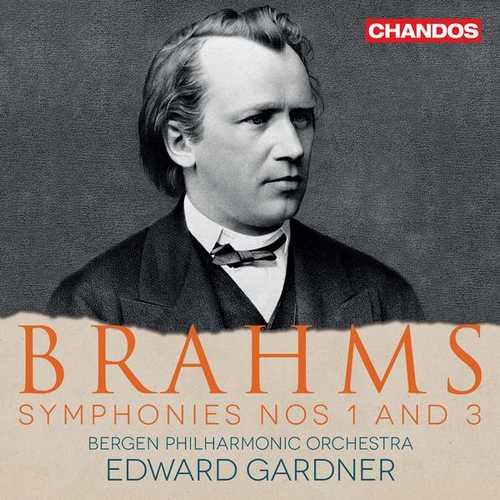 Gardner: Brahms - Symphonies no.1 & 3 (24/96 FLAC)