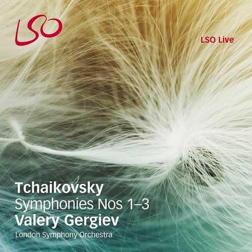 Gergiev: Tchaikovsky - Symphonies no.1-3 (DSD)