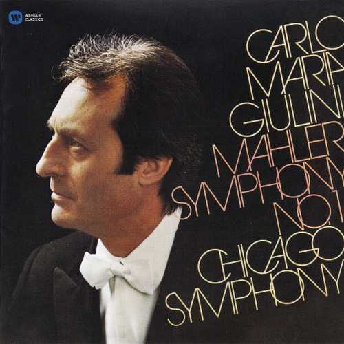 Giulini: Mahler - Symphony no.1 (SACD)