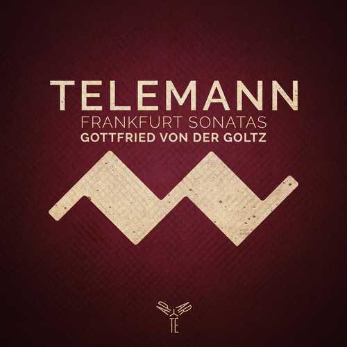 Goltz: Telemann - Frankfurt Sonatas (24/96 FLAC)
